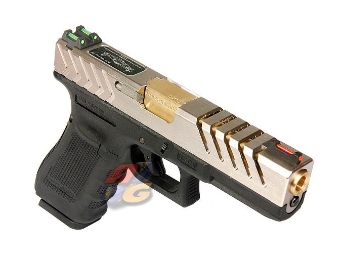 Glock 19 Gen 4 Custom Slide | www.pixshark.com - Images ...