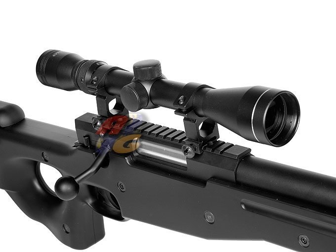 --Out of Stock--E&C L96 Air Cocking Sniper Rifle (BK) - Click Image to Close