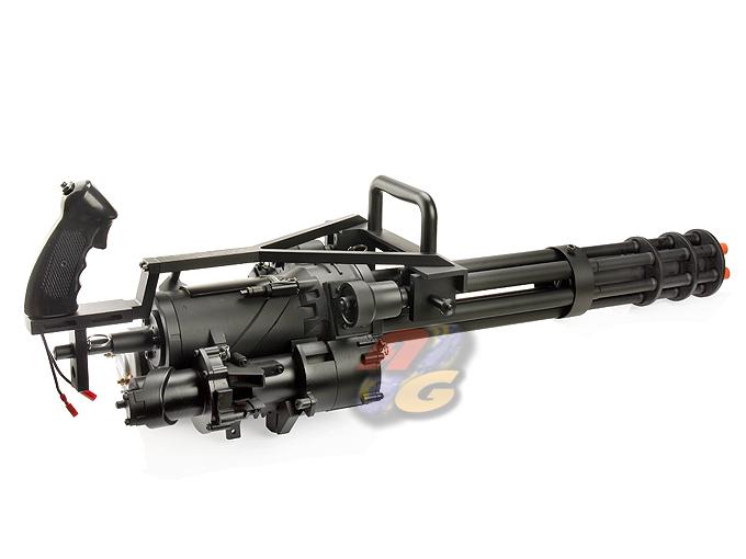 Echo1 M134 Minigun - Long Version [ECHO1-AEG-M134L-AG] - US ...