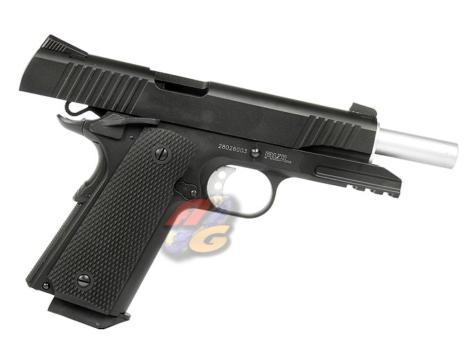 --Out of Stock--RWL Nighthawk Custom Recon (Full Metal, CO2 Version) - Click Image to Close