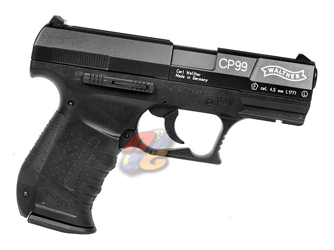 Umarex Walther CP99 (4.5mm/ CO2) Fixed Slide - Click Image to Close