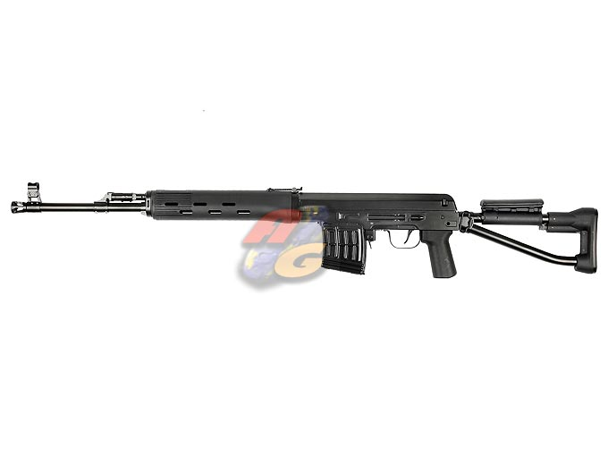 ARES SVD-S Sniper Rifle (Spring Action) - Click Image to Close