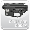 Metal Receiver (PTW/GBB)