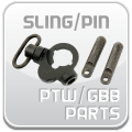 Sling Swivel & Pin (PTW/GBB)