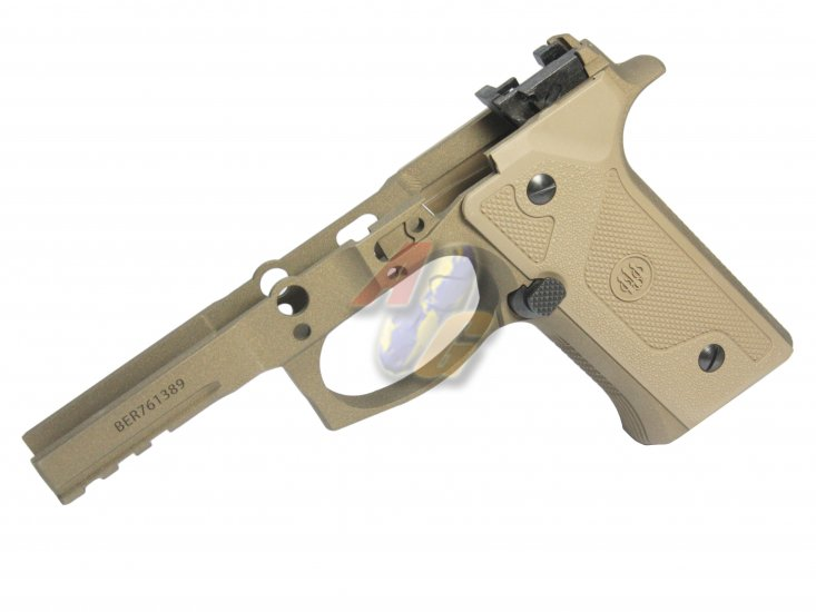 Out of Stock--PAPAGO ARMS M9A3 Steel Kit For Tokyo Marui M9/ M9A1