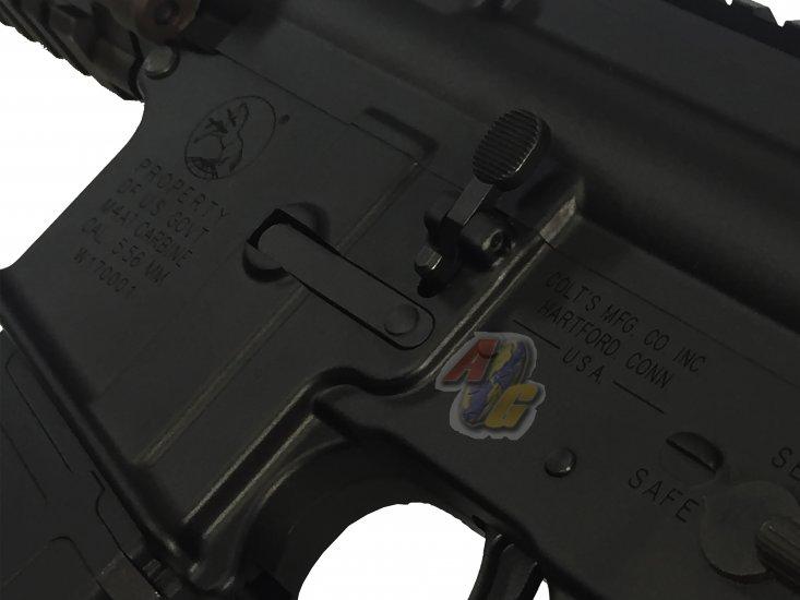 Out of Stock--VFC Colt M4A1 RIS II Forging GBB ( Licensed ) [VFC-GAR