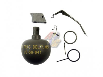 Toy Soldier M67 Dummy Grenade [TS-ACC-R032-AG] - US$30 00