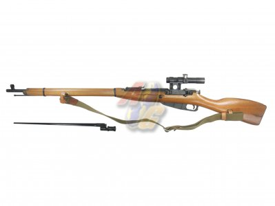 Out of Stock--AG Custom Zeta Lab Steel Mosin Nagant with
