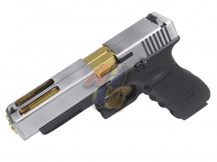 WE Double Barrel G34 GBB ( SV ) - Click Image to Close