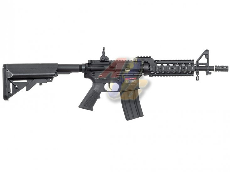 E&C M4 RIS2 CQBR AEG - Click Image to Close
