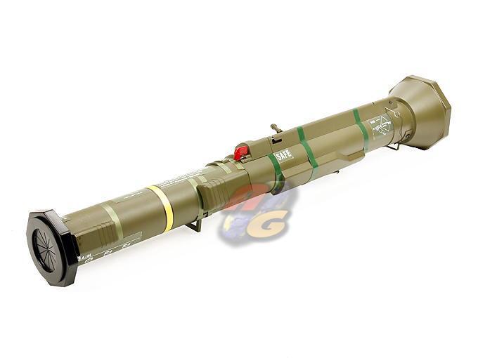 ACM AT4 Antitank Weapon ( Grenade Launcher ) [ACM-GL-AT4-AG] - US