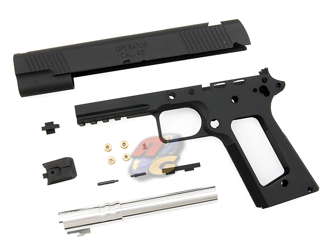 Airsoft Surgeon Springfield Operator 1911 CNC Slide & Frame Set [AS ...