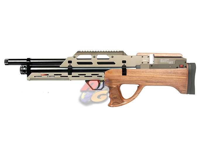full auto pcp pistol