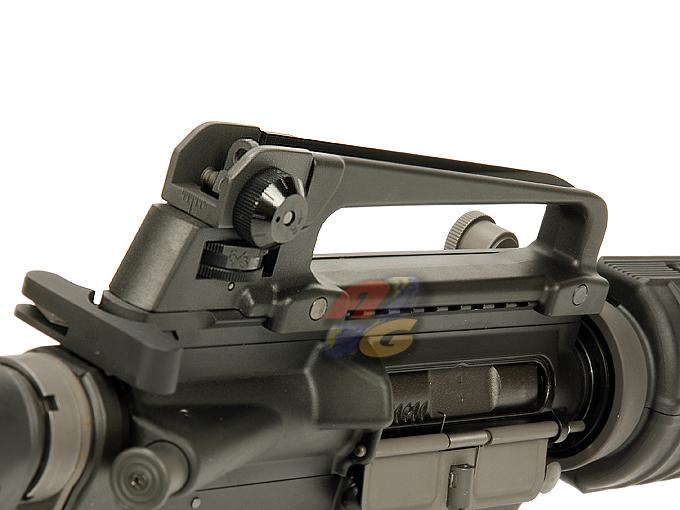 Golden Eagle Tipo Colt 1911 Negra Metal Pistola Muelle 6mm